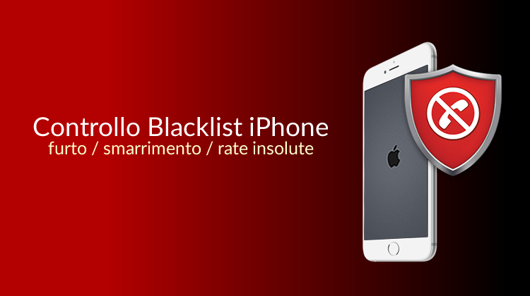 Verifica IMEI iPhone Blacklist Check