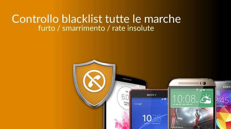 Verifica Imei - Controllo blocco telefono Blacklist Android Nokia LG Huawei Asus Sony etc