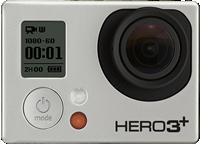 Riparazione GoPro Hero 3+ White / Silver / Black Roma