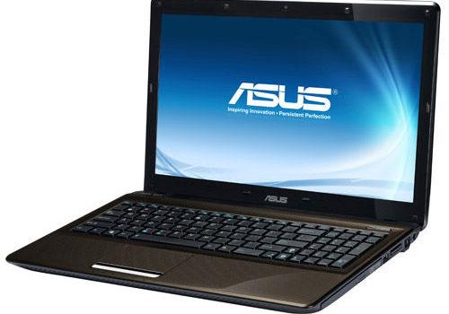 Asus K52J – Apertura chassis e pulizia GPU/CPU